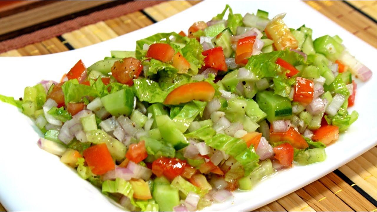 Weight Loss Salads Recipes  Weight Loss Salad Recipe By Food In 5 Minutes