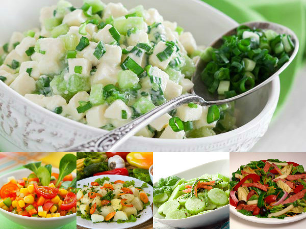 Weight Loss Salads Recipes  10 Ve arian Salad Recipes To Lose Weight Boldsky