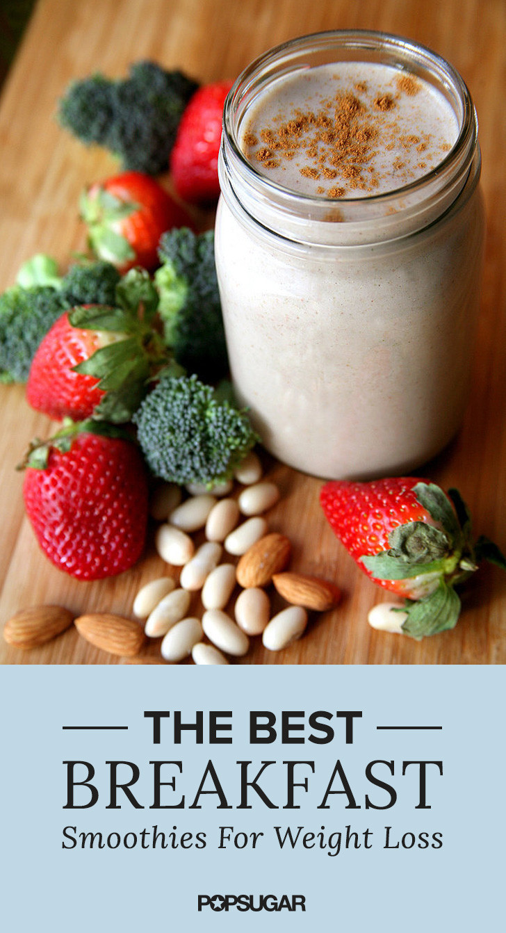 Weight Loss Smoothies  Breakfast Smoothies For Weight Loss