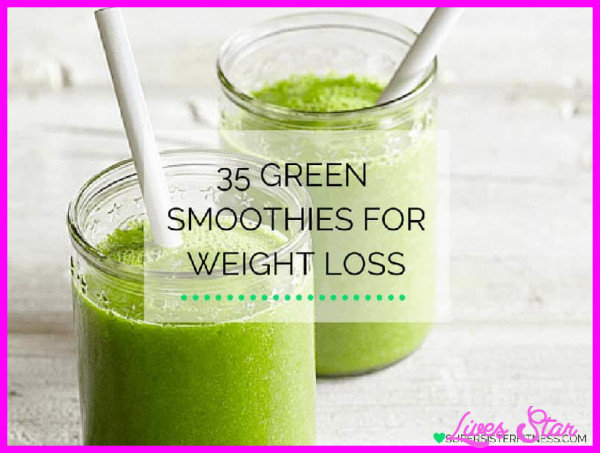 Weight Loss Smoothies Mix  Green Smoothies Recipes To Lose Weight LivesStar