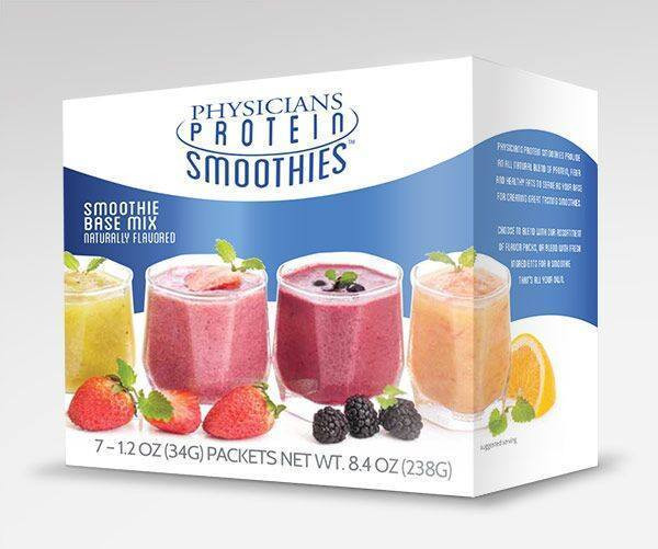 Weight Loss Smoothies Mix  Dr Apovian Protein Smoothie Base Mix
