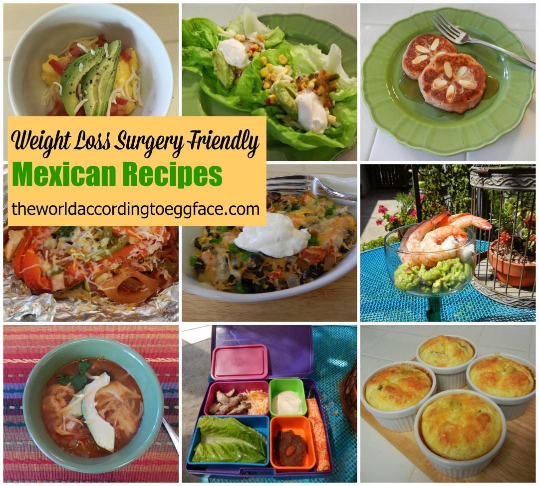 Weight Loss Surgery Recipes  theworldaccordingtoeggface Cinco de Mayo Favorite Recipes