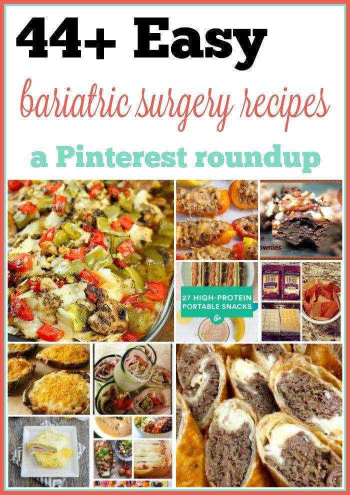 Weight Loss Surgery Recipes  Bariatric Surgery Recipes …