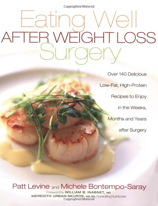 Weight Loss Surgery Recipes  I had weight loss surgery a lot of these recipes are