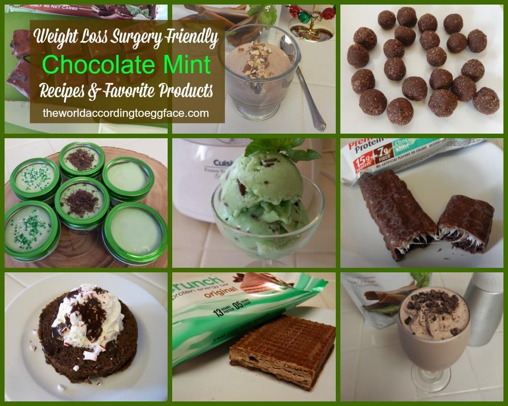 Weight Loss Surgery Recipes  theworldaccordingtoeggface National Chocolate Mint Day