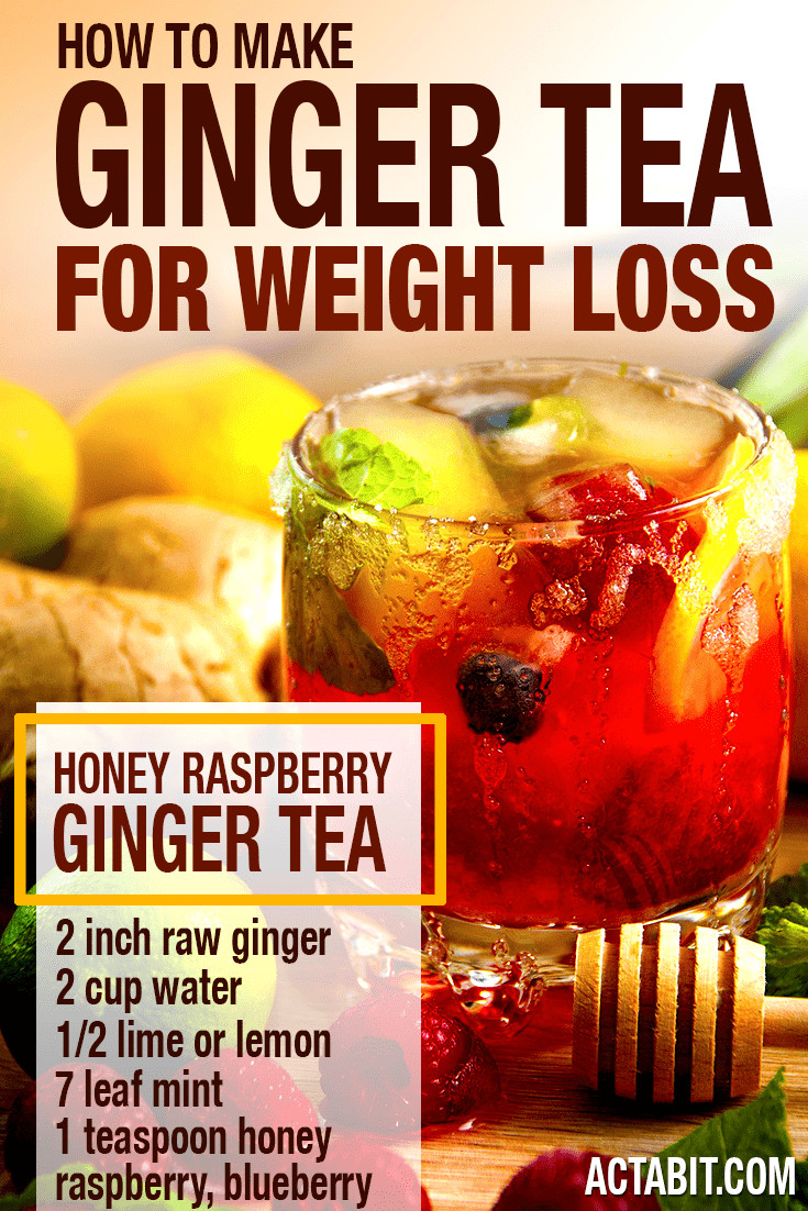 Weight Loss Tea Recipes  5 Detox Tea Recipes for Weight Loss Best Homemade Drinks