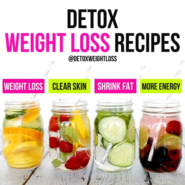 Weight Loss Tea Recipes  Weight loss detox