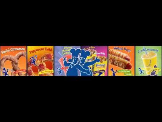 Wetzel'S Pretzels Vegan  Wetzel s Pretzels Outdoor Advert By O Leary and Partners Wetzel Bitz