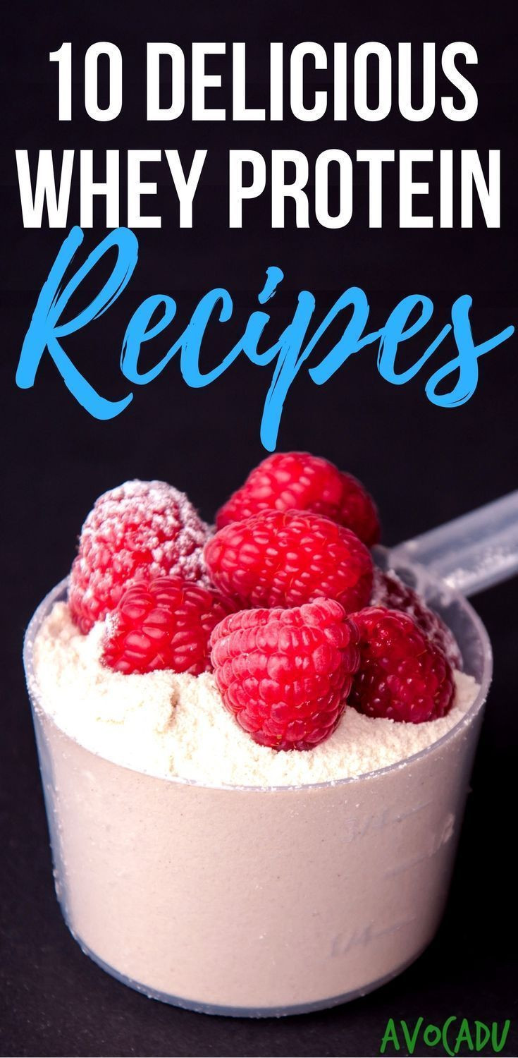 Whey Protein Recipes For Weight Loss  Best 25 Whey protein recipes ideas on Pinterest