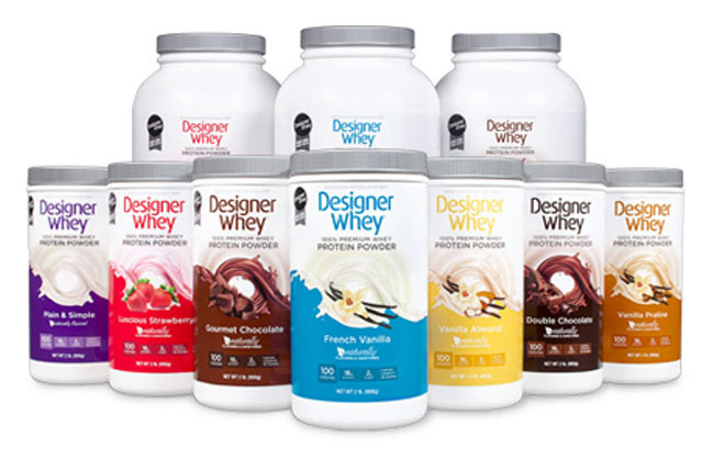 Whey Protein Recipes For Weight Loss  Designer Whey Protein Powder Personal Trainer Approved