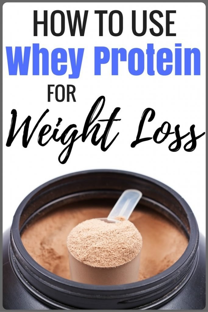 Whey Protein Recipes For Weight Loss  How to Use Whey Protein for Weight Loss Avocadu