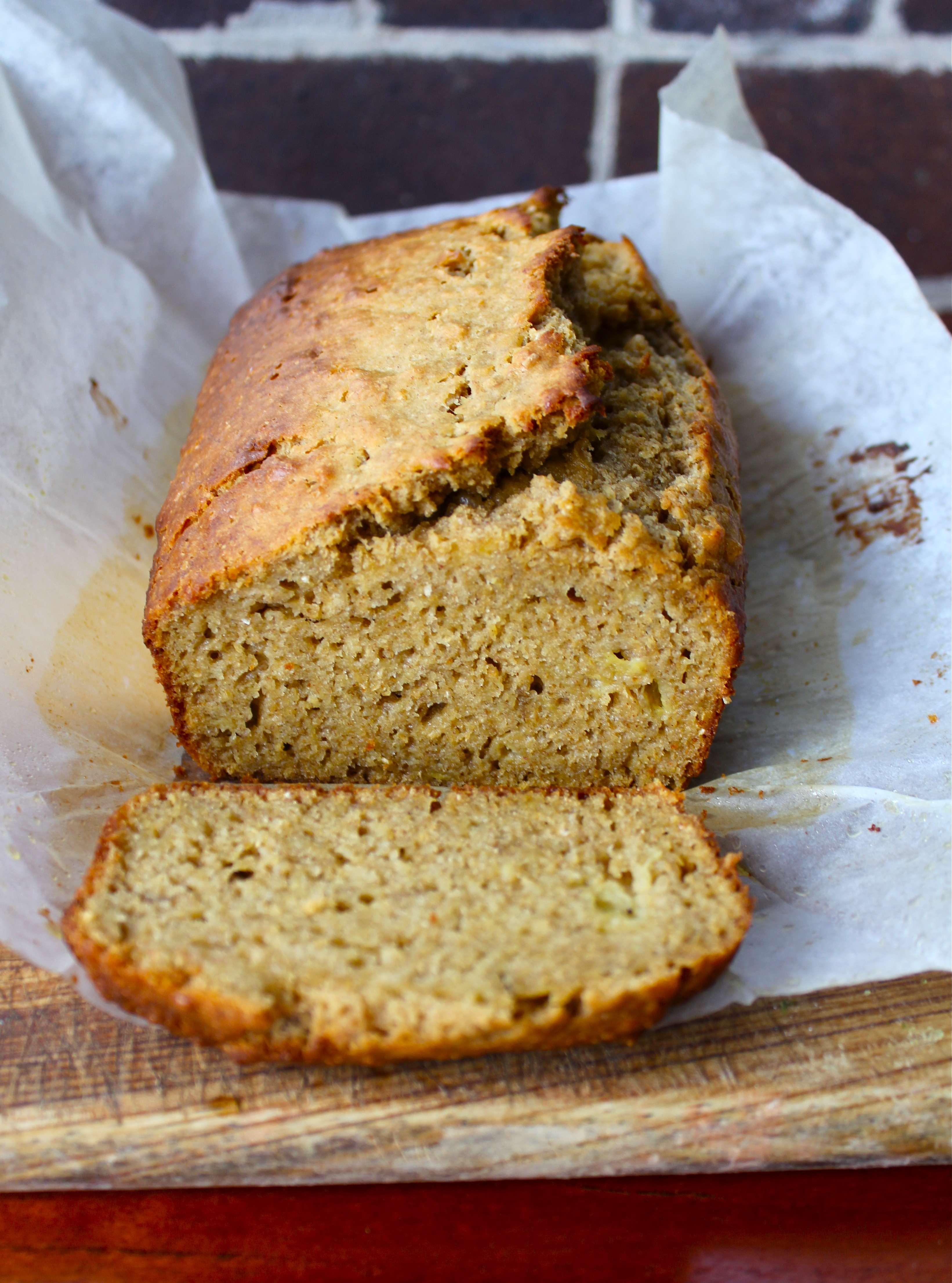 Which Bread Is Vegan  Wholesome Vegan Banana Bread