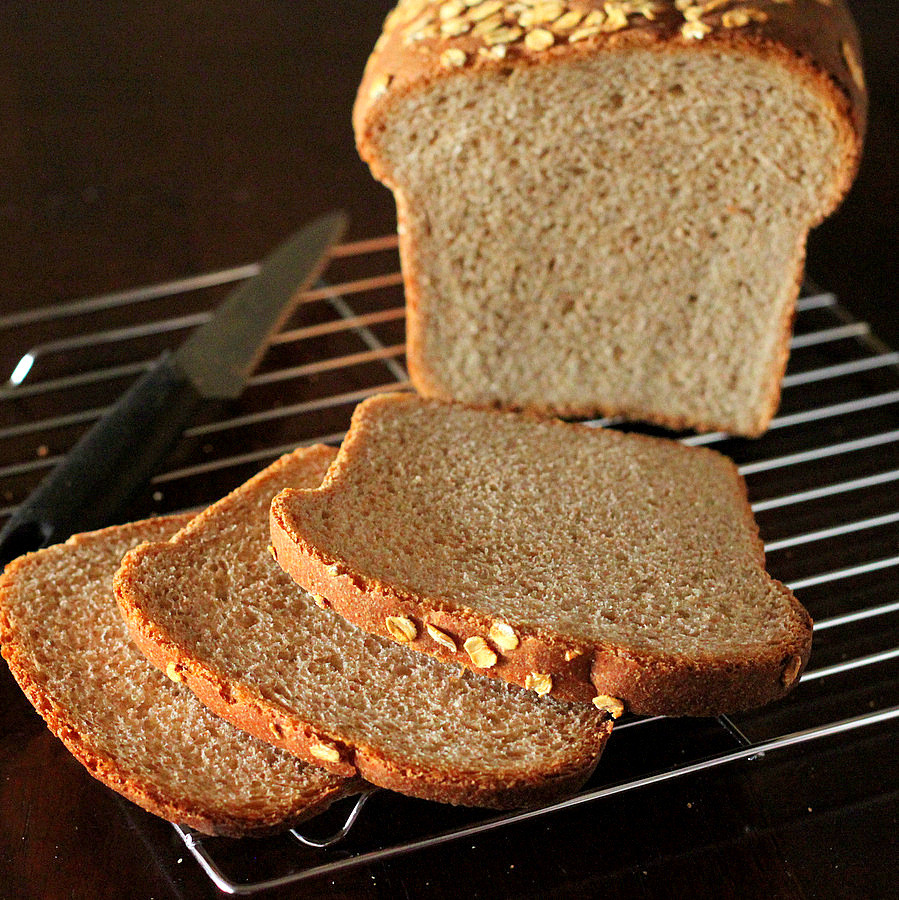 Which Bread Is Vegan  Everyday Sandwich Bread Vegan Vegan Richa