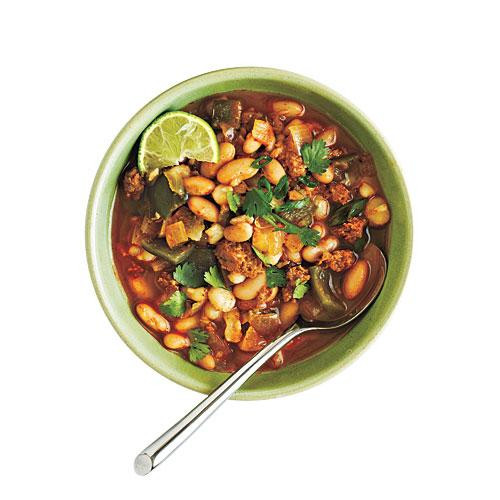 White Bean Chili Vegetarian  White Bean and Hominy Chili Ve arian Soups and Stews