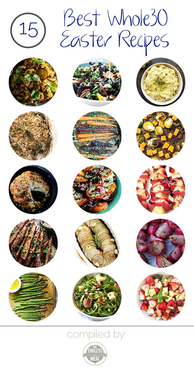 Whole30 Easter Recipes  The 15 Best Whole30 Easter Recipes