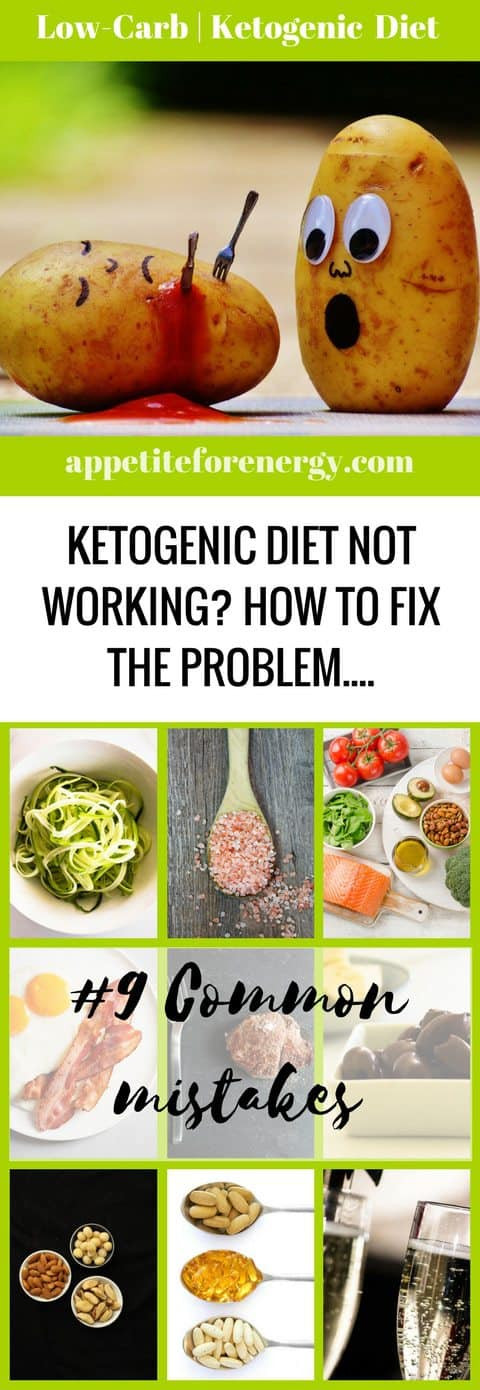 Why Am I Exhausted On The Keto Diet  Ketogenic Diet Not Working For Me