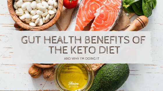 Why Am I Exhausted On The Keto Diet  The Gut Health Benefits of the Keto Diet and Why I m Doing It