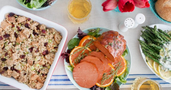 Why Do People Eat Ham On Easter  Tofurky Unveils Brand New Vegan Ham Just in Time for