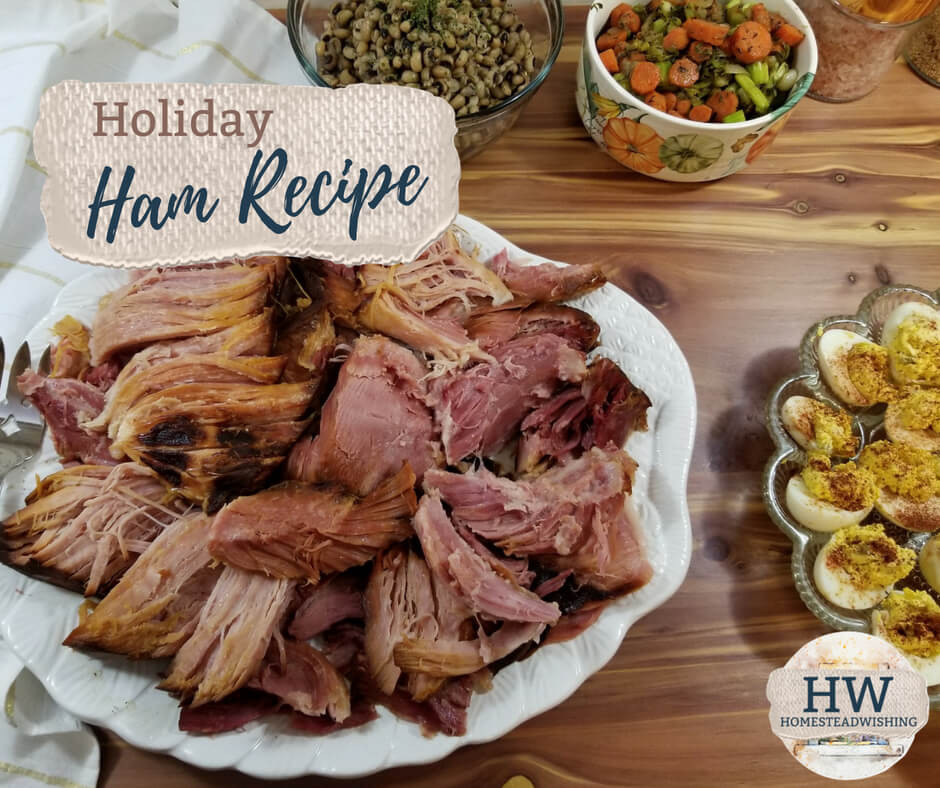 Why Do People Eat Ham On Easter  Thanksgiving Dinner Recipe