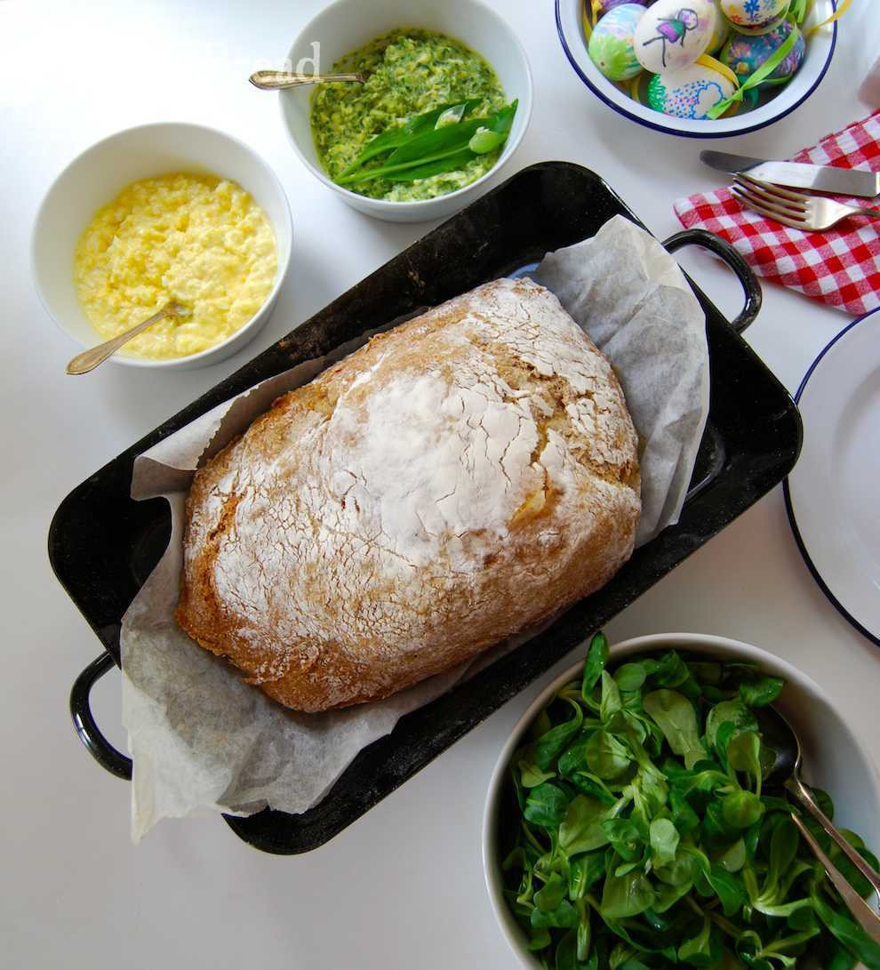 Why Do We Eat Ham At Easter  Austrian Easter Ham with Horseradish Sauce