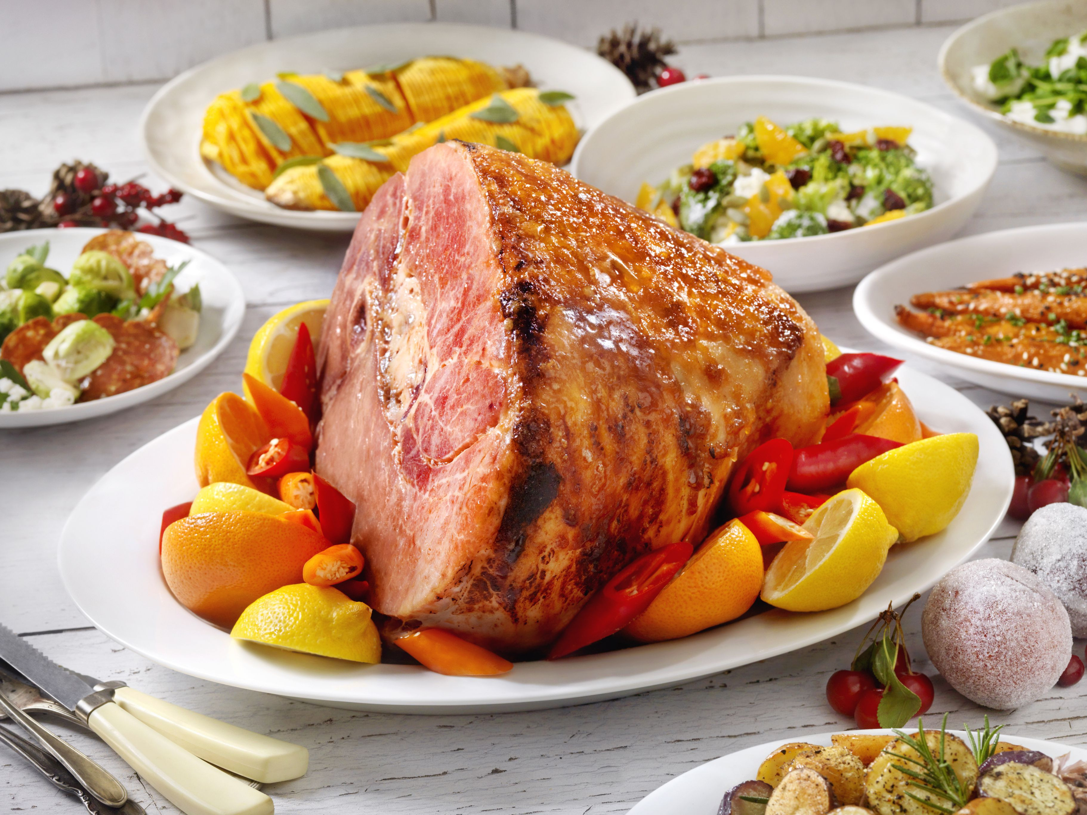 Why Do We Eat Ham At Easter  Why Ham For Easter Dinner