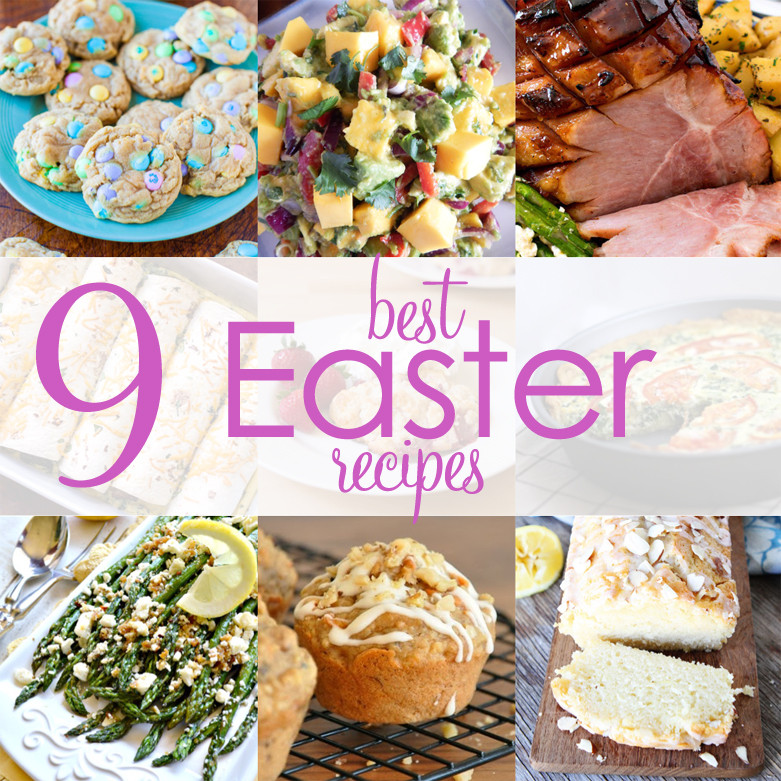 Why Ham At Easter  9 Best Easter Recipes StrawmarySmith