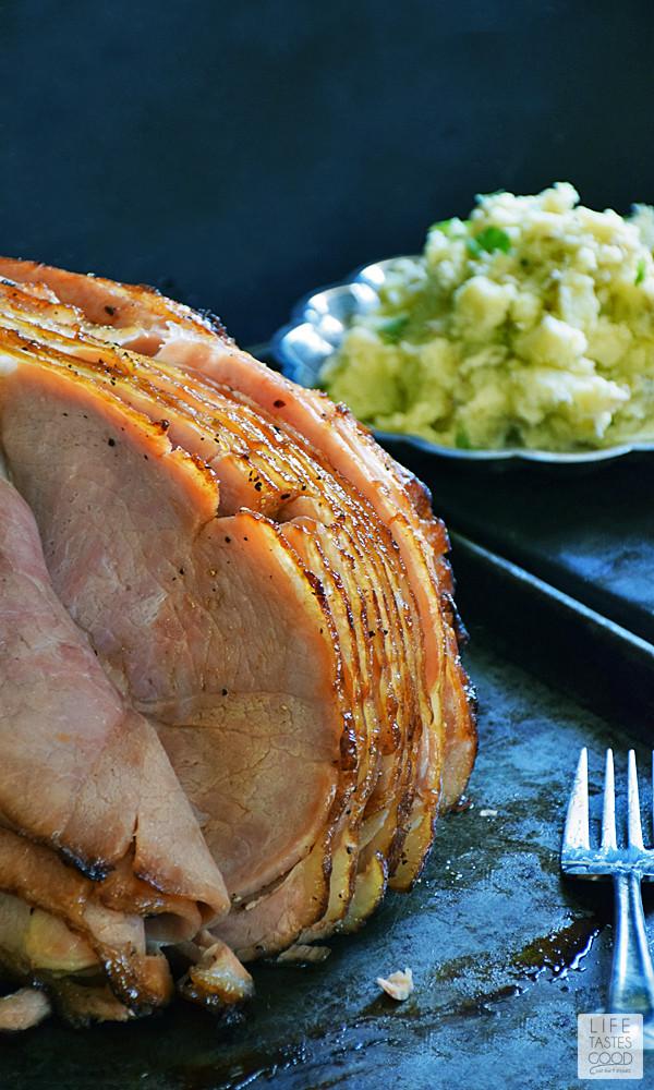 Why Ham At Easter  honey baked ham holiday menu