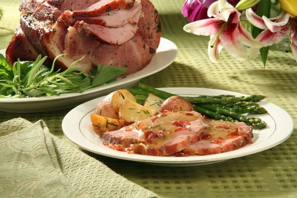 Why Ham At Easter  Two recipes for Easter ham CSMonitor