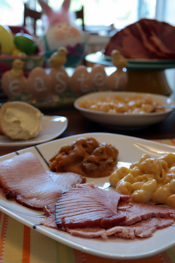 Why Ham At Easter  How HoneyBaked Ham Helps Make Your Easter Meal Even Better