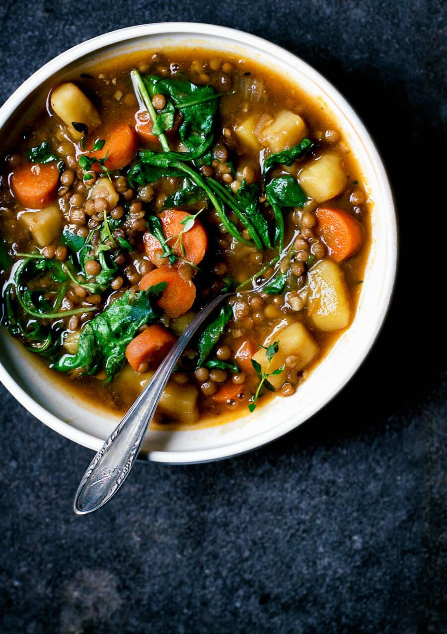 Winter Vegan Recipes  31 Delish Vegan Clean Eating Recipes for Weight Loss