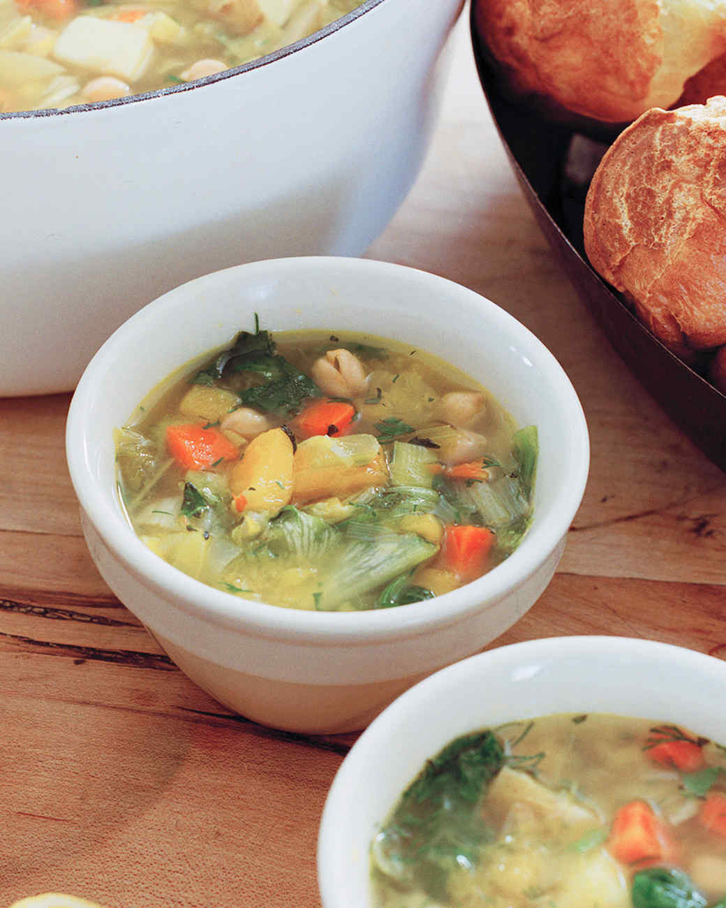 Winter Vegetarian Recipes  Easy Ve able Soup Recipes That Are Ultra Satisfying