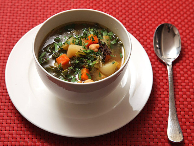 Winter Vegetarian Recipes  Hearty Winter Ve able Soup Recipe
