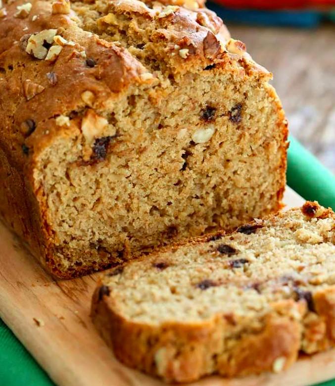 Wonder Bread Vegan  e Bowl Wonder Vegan Apple Walnut Bread Eat Fit Fuel