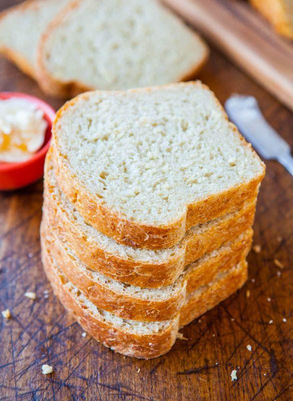 Wonder Bread Vegan  Soft and Fluffy Sandwich Bread breads