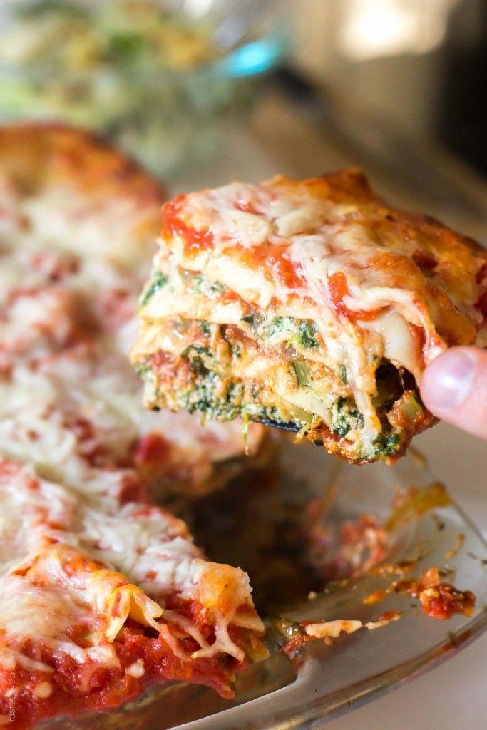 World'S Best Vegetarian Lasagna  25 best ideas about Ve arian lasagna recipe on