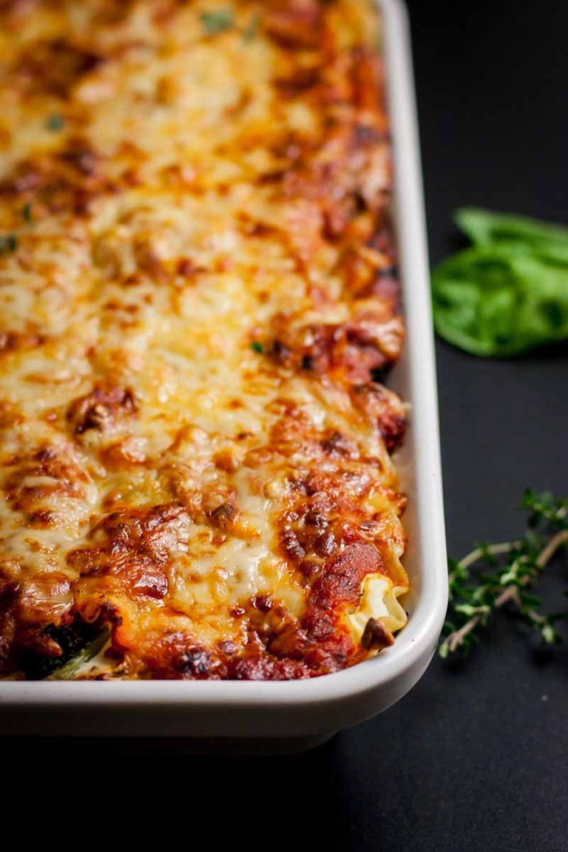 World'S Best Vegetarian Lasagna  The Best Ve arian Lasagna Recipe