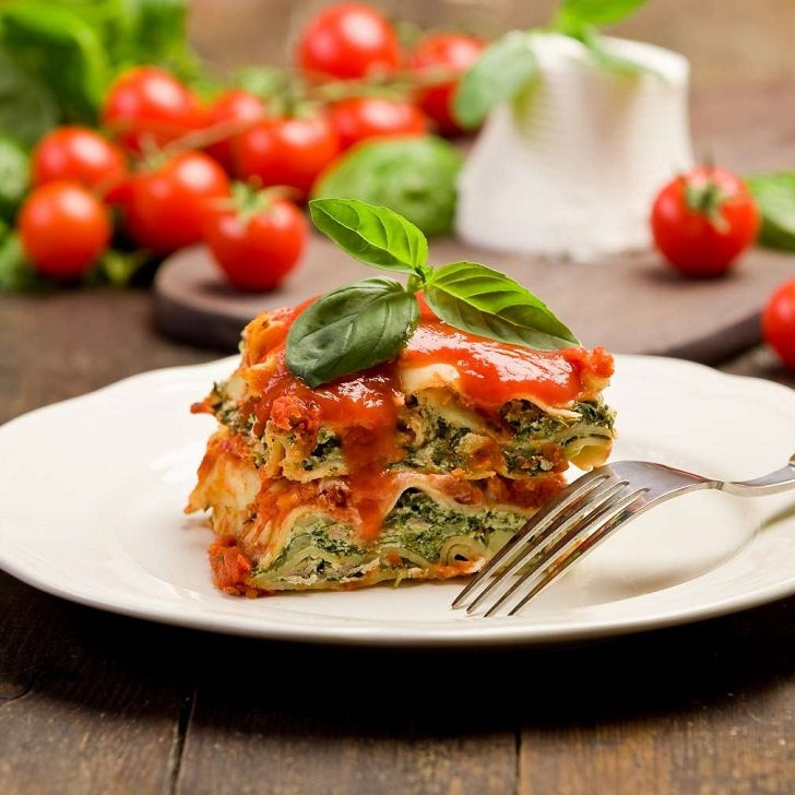 World'S Best Vegetarian Lasagna  Delicious ve arian lasagna recipes – the best fort