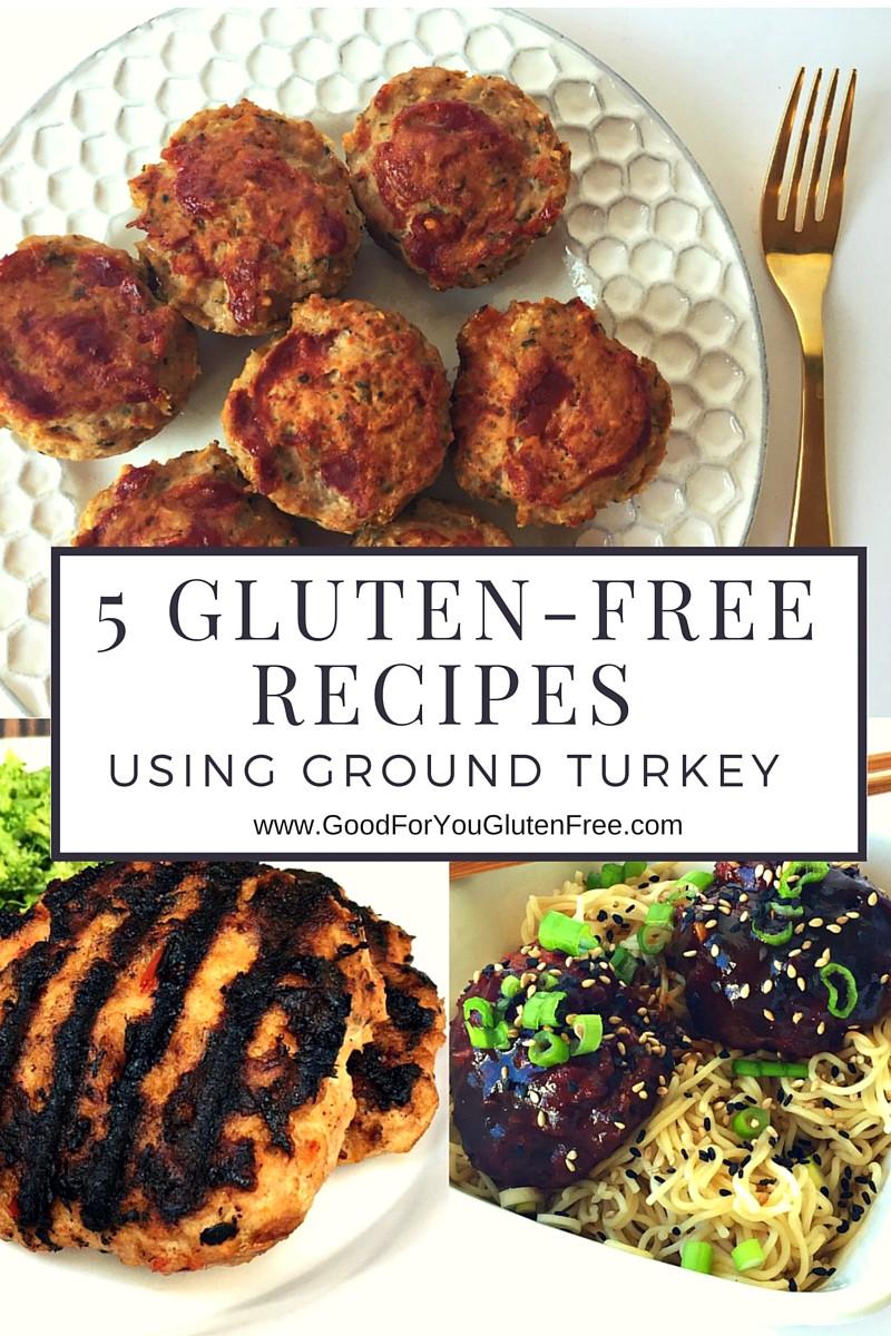 Ww Gluten Free Recipes  5 Gluten Free Recipes Using Ground Turkey