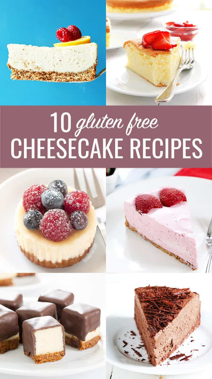 Ww Gluten Free Recipes  10 Perfect Gluten Free Cheesecake Recipes ⋆ Great gluten