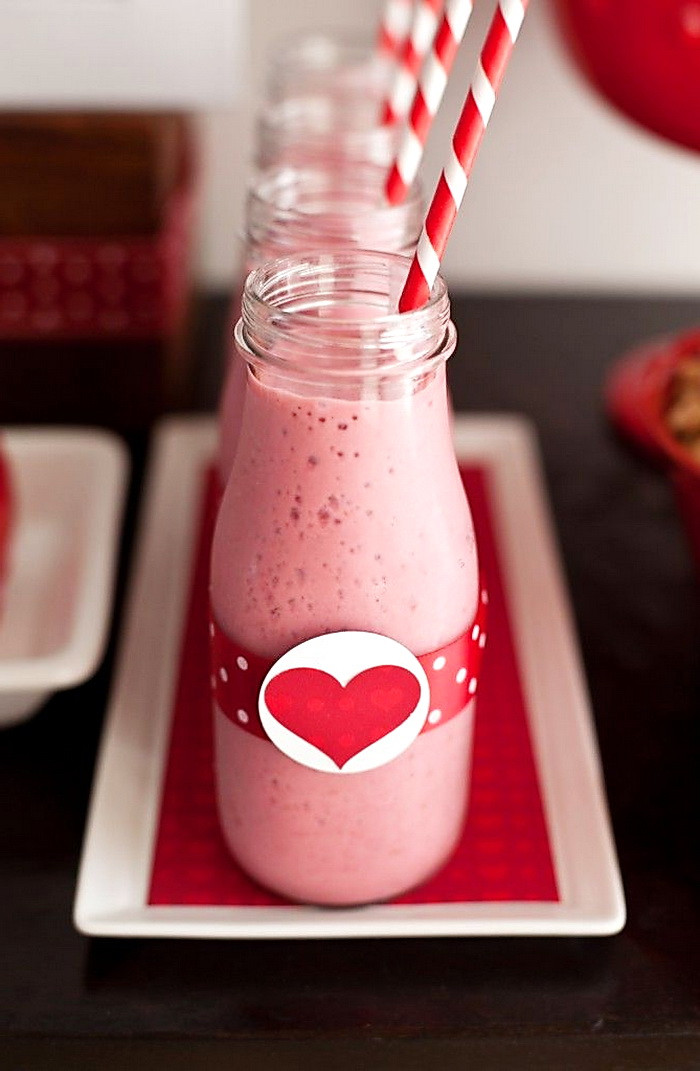 Yogurt Smoothie Recipes For Weight Loss  Strawberry Banana Yogurt Smoothie – Ve arian Weight Loss