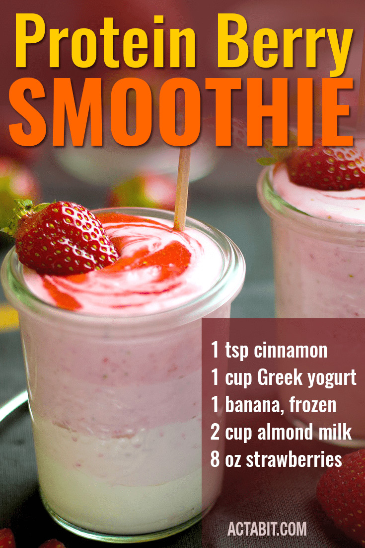 Yogurt Smoothie Recipes For Weight Loss  4 Weight Loss Smoothies to Make at Home Easy and Healthy