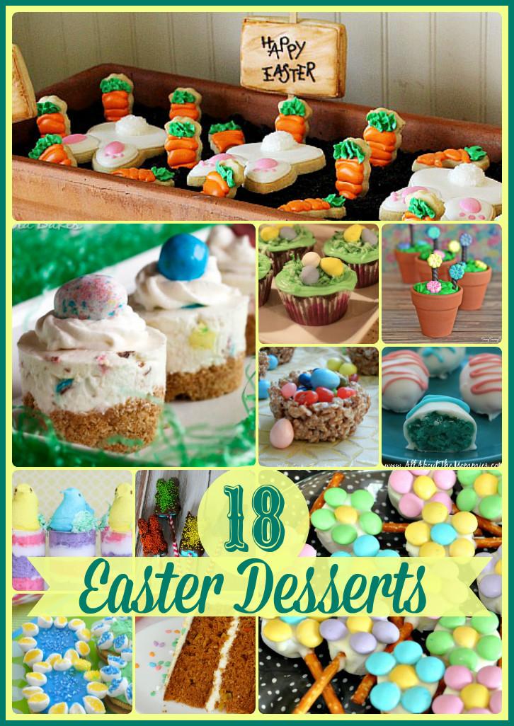 Yummy Easter Desserts  18 Fabulous Easter Desserts Upstate Ramblings