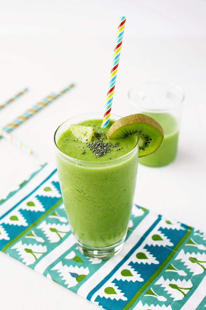 Yummy Healthy Smoothies  Delicious Green Smoothie