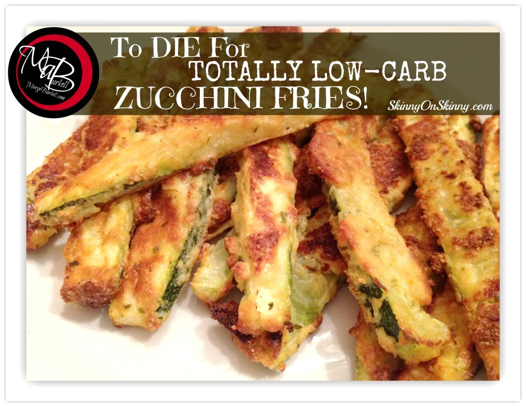 Zucchini Recipes Low Carb  Zucchini Fries Low Carb Delicious SKINNY on LOW CARB