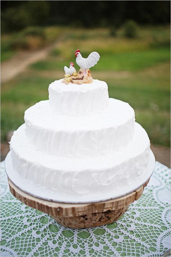 12 Days Of Christmas Cakes  The 12 Days of Christmas Wedding Style