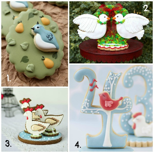 12 Days Of Christmas Cookies  Twelve Days of Christmas Cookie Project – The Sweet