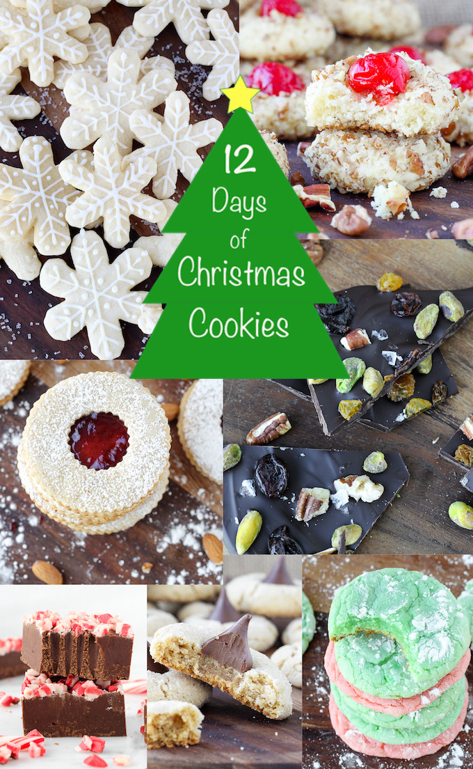 12 Days Of Christmas Cookies  12 Days of Christmas Cookies 2014 Round Up American