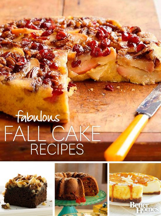 25 Fabulous Autumn Fall Cupcakes  25 best ideas about Fall cakes on Pinterest