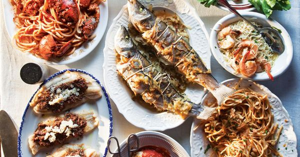 7 Fish Italian Christmas Eve Recipes  Menu A Feast of the Seven Fishes for Christmas Eve