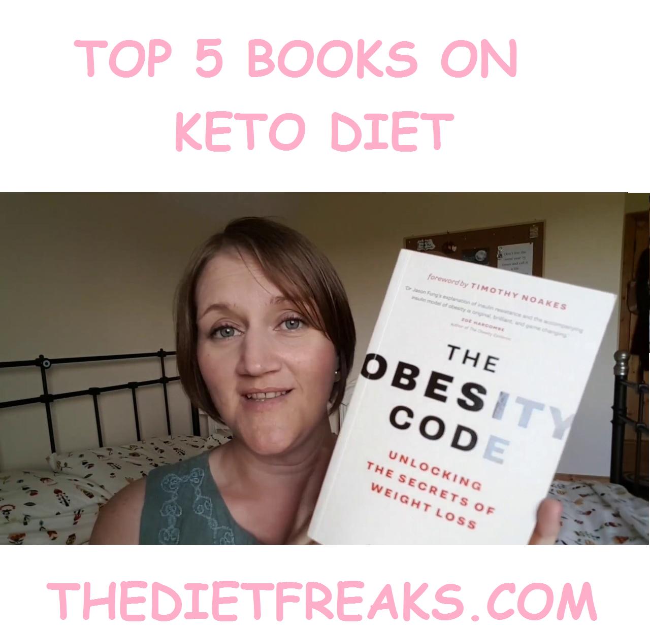 Top 5 book en keto diet